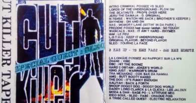 Cut Killer Tape 6 (Spécial Sléo) – 1994