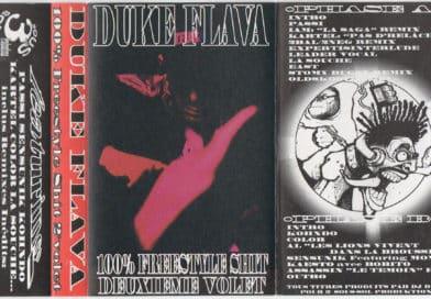 Dj Duke-Duke Flava 100% Freestyle Shit 2ème Volet -1997