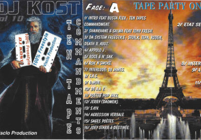 1998 – DJ Kost – Vol 10 – Ten Tape Commandments (double K7)
