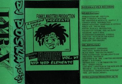 1995 – DJ Poska – What's The Flavor? Vol. 6