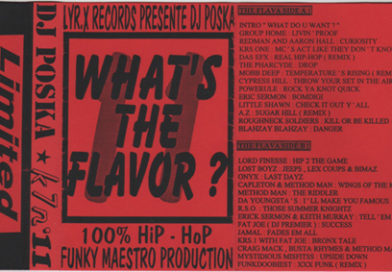 1995 – Dj Poska – What's the flavor N°11