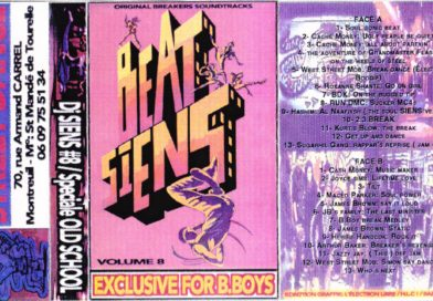 1997 – DJ Siens – Vol.8 Speciale Old School